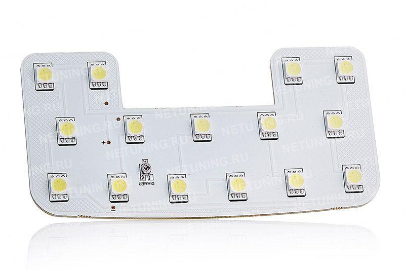 Лампы набора произведены в Южной Корее