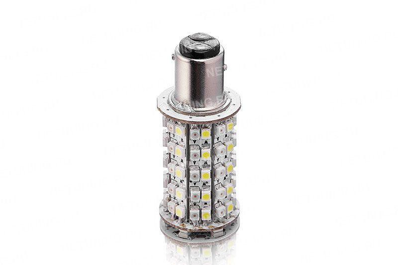 Двухцветная светодиодная лампа P21/5W-92s35wa