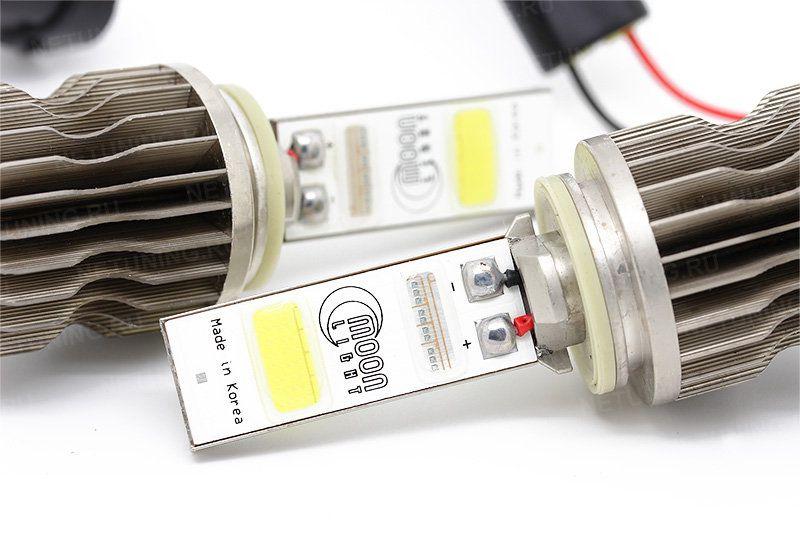 Светодиодные лампы MoonLight H27-18W в комплектной подложке