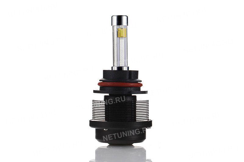 Со светодиодными лампами S3 отражатель фары не помутнеет