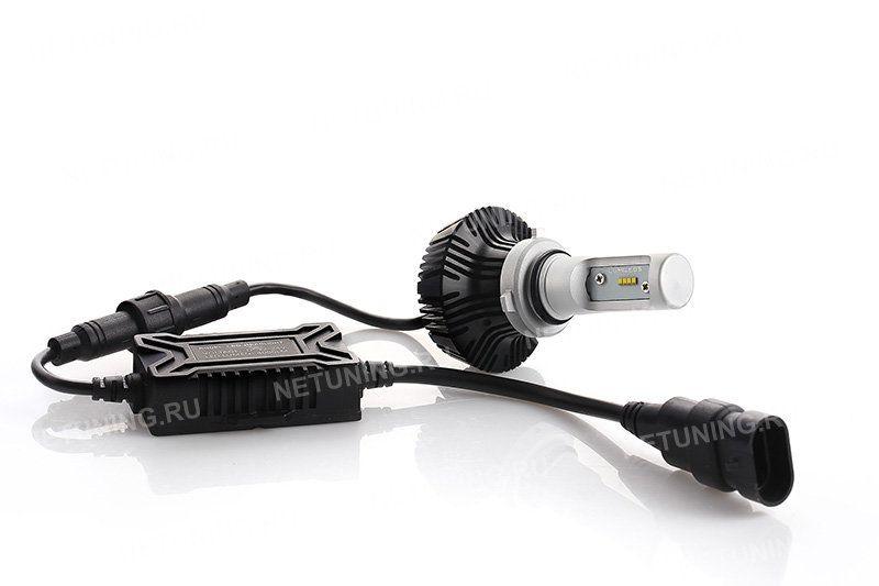 Светодиодные лампы HB4-G7 экономят заряд аккумулятора