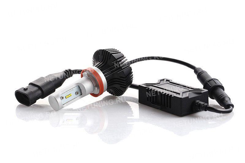Светодиодные лампы G7 без вентилятора