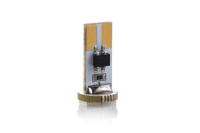 Светодиодная лампа MoonLight W5W-2s54 с диодным мостом