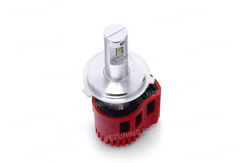Светодиодная лампа H4-45W