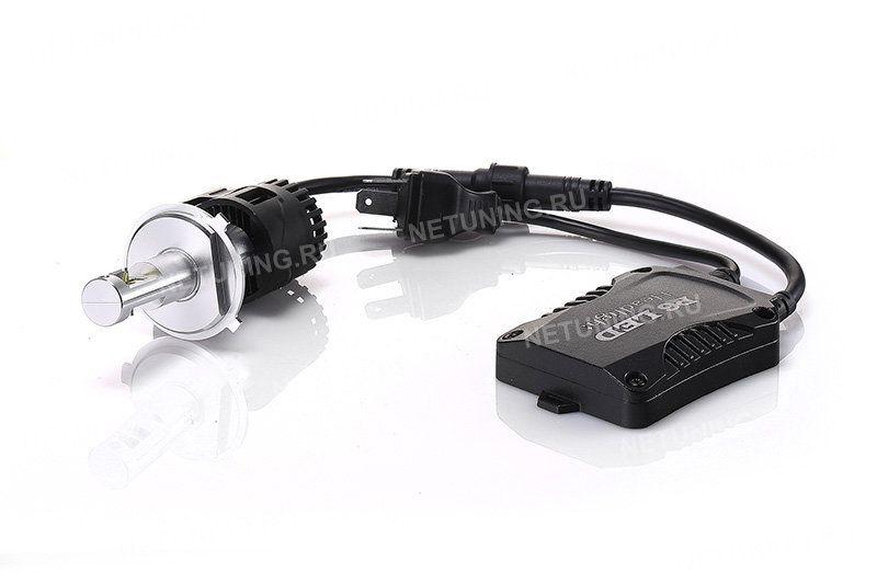 Светодиодная лампа H4-55W