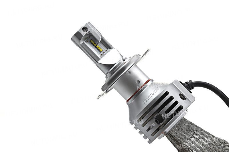 Светодиодная лампа H4-SMART со светодиодами Philips