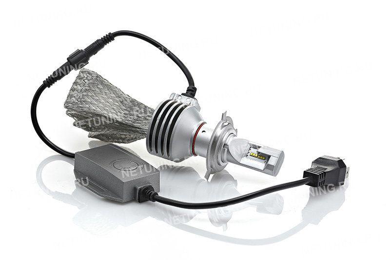 Светодиодная лампа H4-SMART с пассивным охлаждением