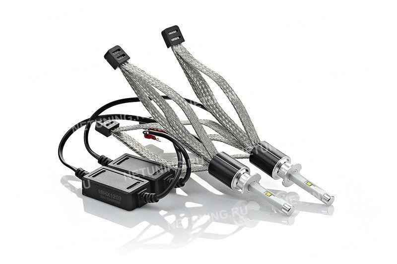 Светодиодные лампы H3-R4C защищены по стандарту IP68