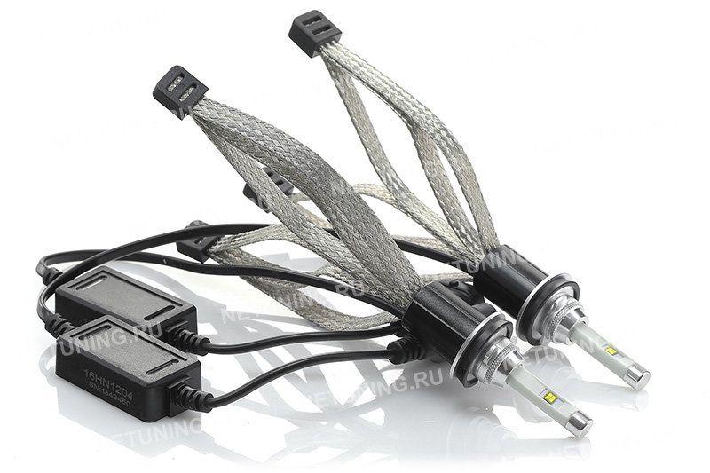 Лампы защищены по стандарту IP68