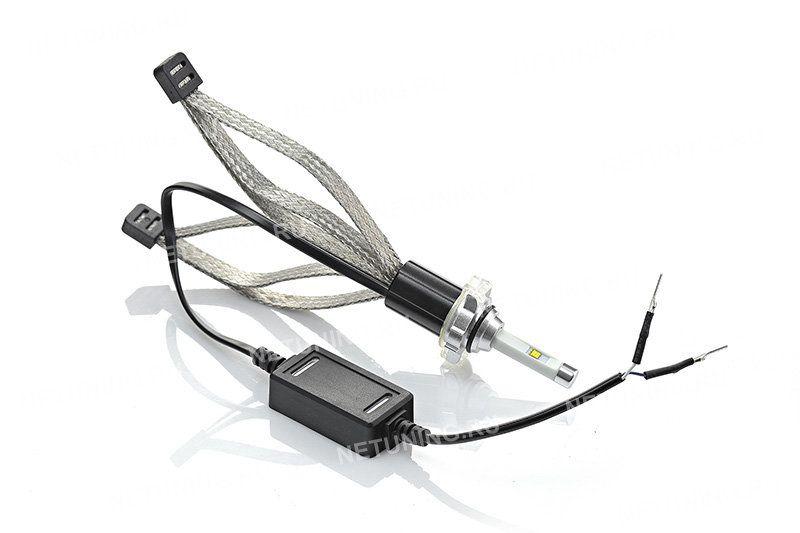 Светодиодная лампа PS24W-R4C пыле- и водонепроницаема