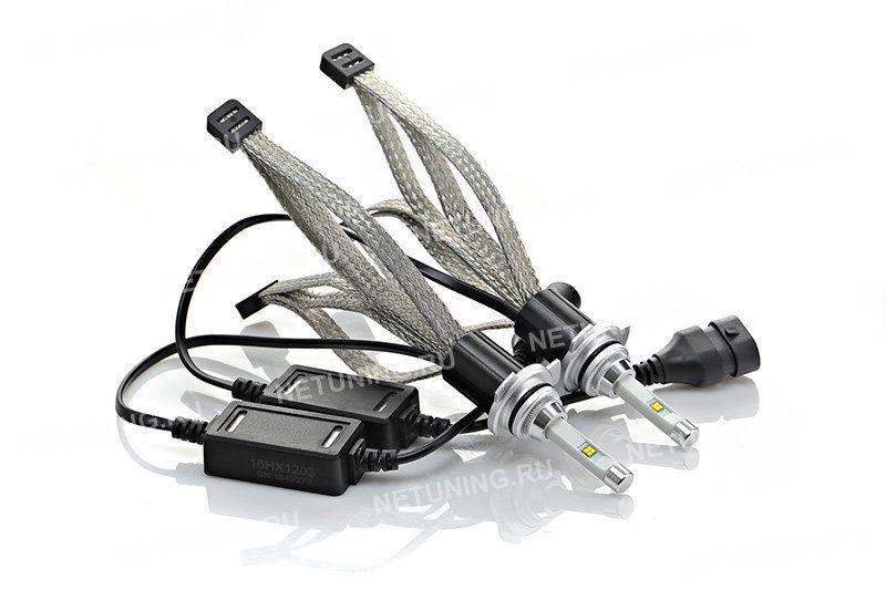 Светодиодные лампы HIR2-R4C защищены по стандарту IP68