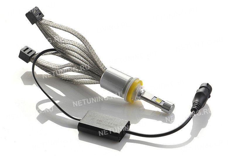 Светодиодные лампы X70 защищены по стандарту IP68