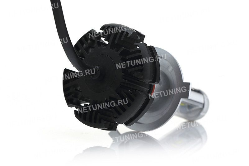 Светодиодная лампа H4-x3 с пассивным охлаждением