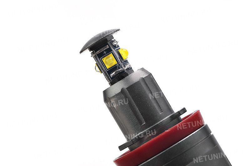 Наши светодиодные маркеры ярче штатных в три раза