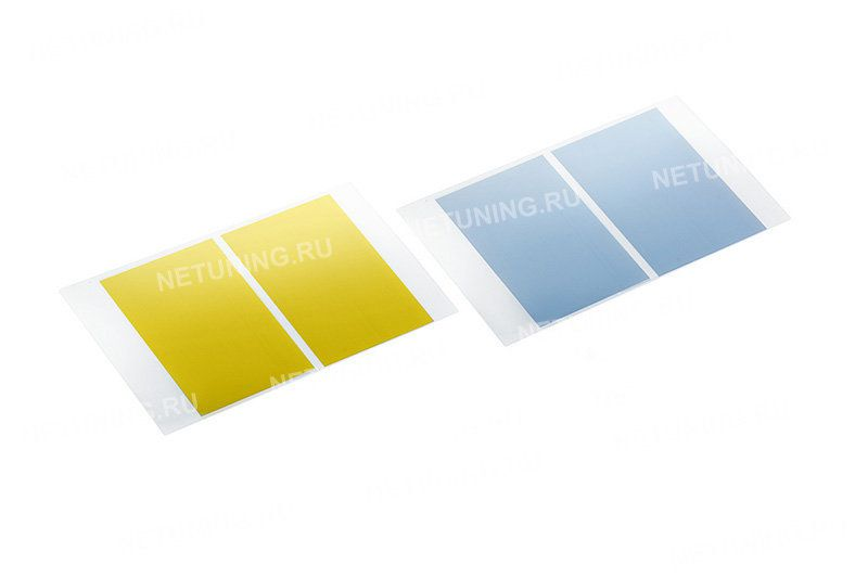 Наклейки для изменения цвета свечения ламп