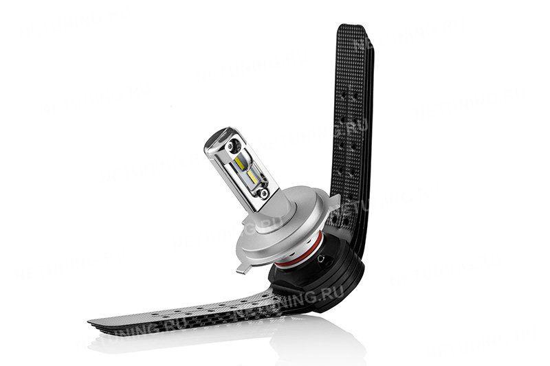 Автомобильная светодиодная лампа H4-XD