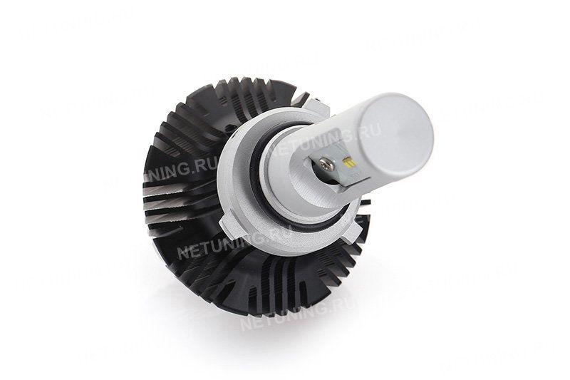 Яркость светодиодных ламп HB3-G7 намного выше, чем у галогенных ламп