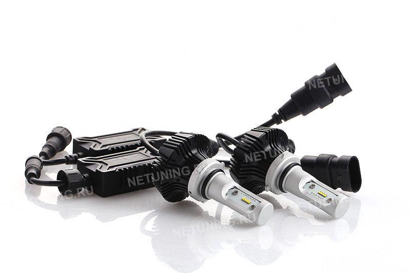 Лампы HB3-G7 не излучают ультрафиолета