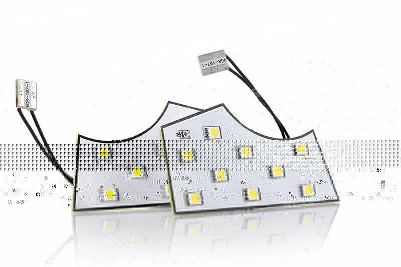 Лампы набора произведены по нашему заказу