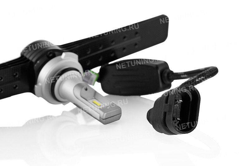 Съемный пластиковый адаптер лампы HB3-XD