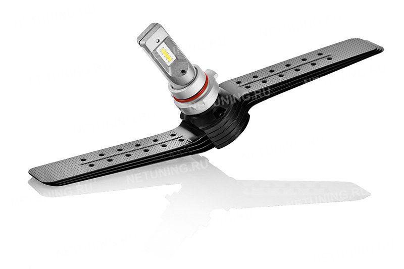 Яркость светодиодных ламп PSX26W-8CSP в четыре раза превосходит яркость обычных ламп