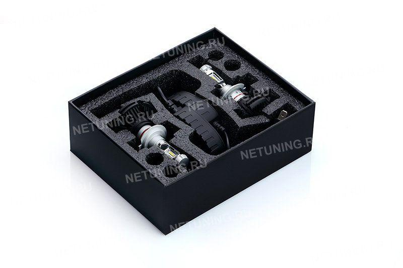 Светодиодная лампа H7-G7s не имеет вентилятора