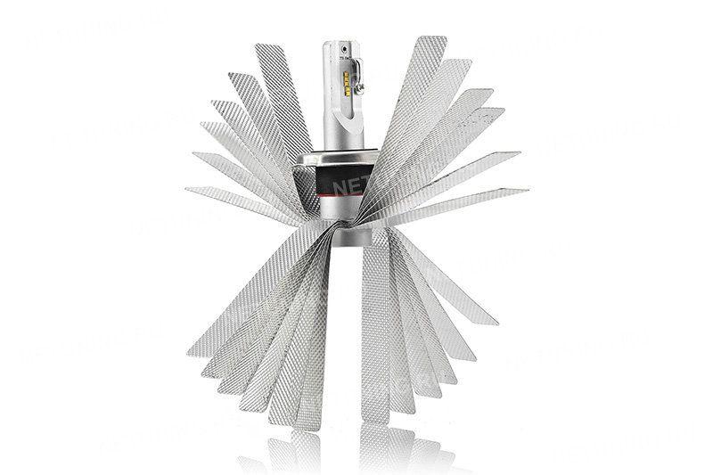 Светодиодная лампа H4-SMART2 с гибким радиатором