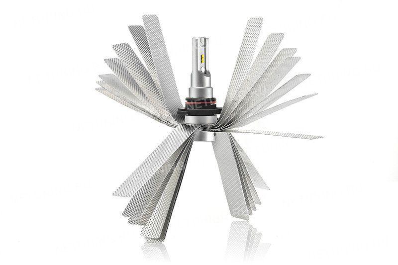 Светодиодная лампа HB3-SMART2 с гибким радиатором