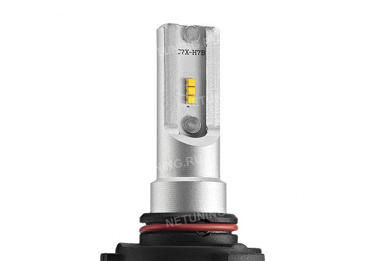 Лампы HB3-SMART2 дают правильную СТГ
