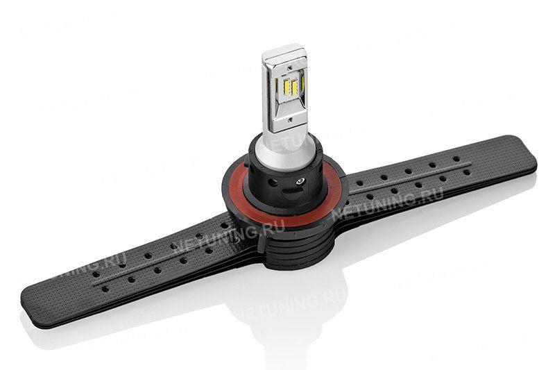 Светодиодная лампа H13-XD с печатной платой
