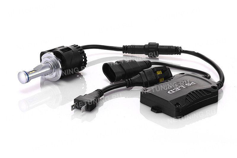 Светодиодная лампа H7-55W-P5 с внешним драйвером