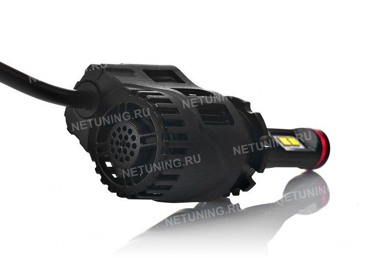 Вентилятор светодиодной лампы  D-55W