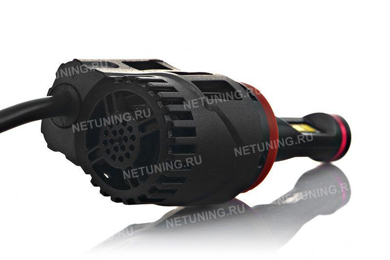 Светодиодные лампы H11-55W с активным охлаждением
