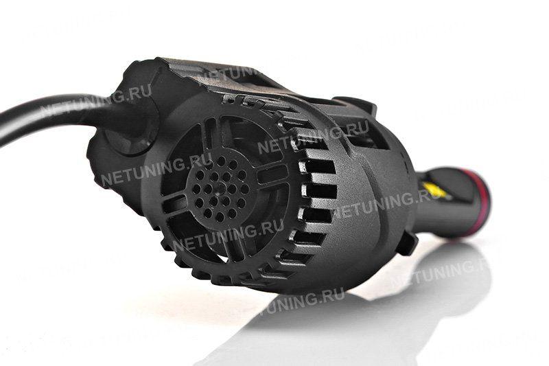 Светодиодные лампы HB4-55W с вентилятором