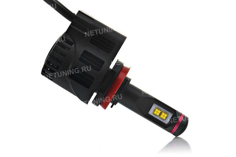 Система охлаждения светодиодных ламп H9-55W
