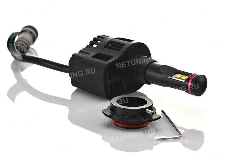 В конструкции ламп HIR2-55W предусмотрена возможность регулировки СТГ