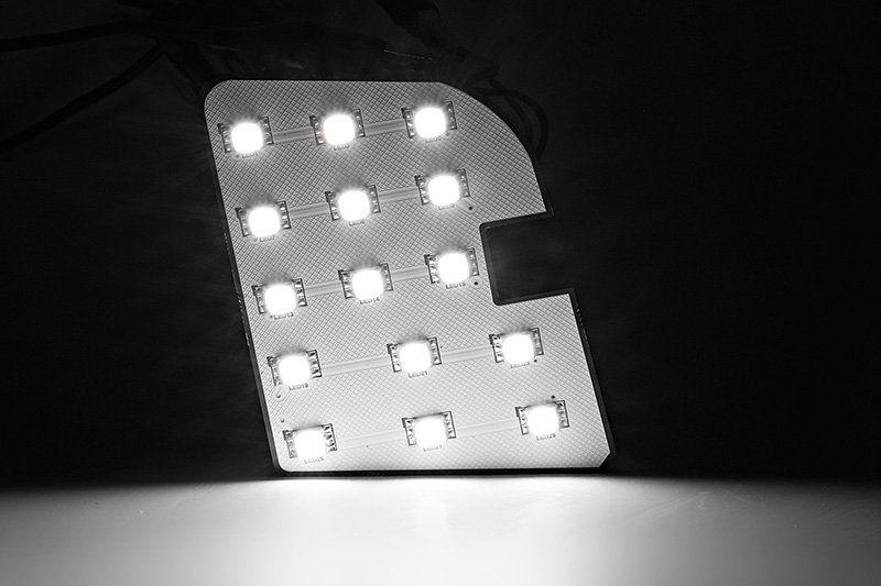 Лампы набора экономичнее штатных ламп