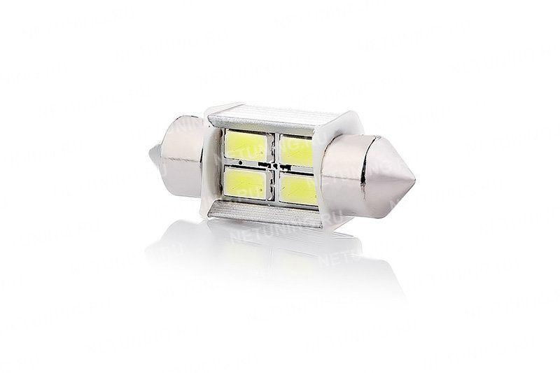 Четыре фирменных светодиода LG