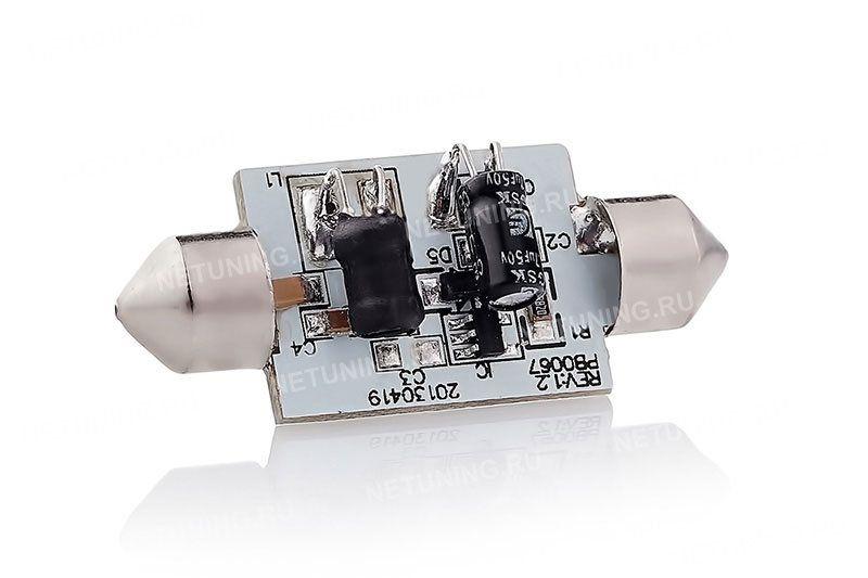 Дравер стабилизатора тока светодиодной лампы F-6s50f37