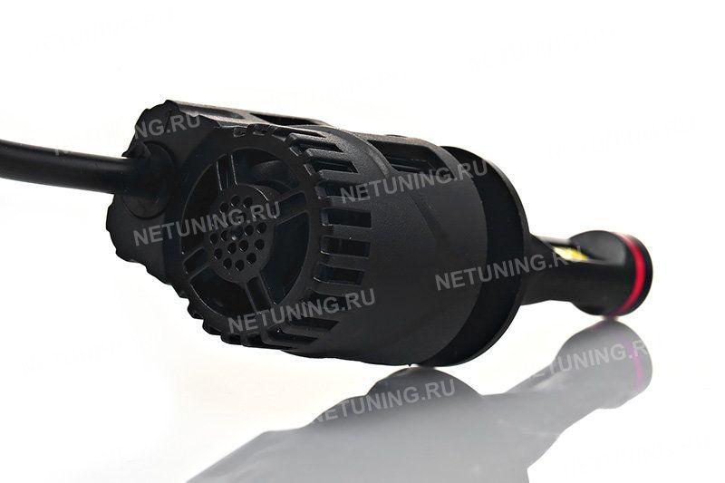 Светодиодные лампы H7-55W с активным охлаждением