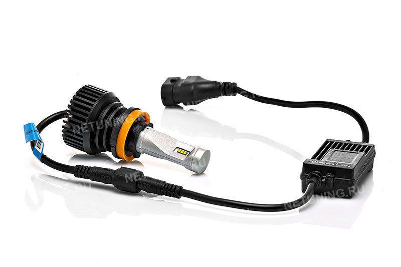 Размеры драйвера лампы H11-G10X