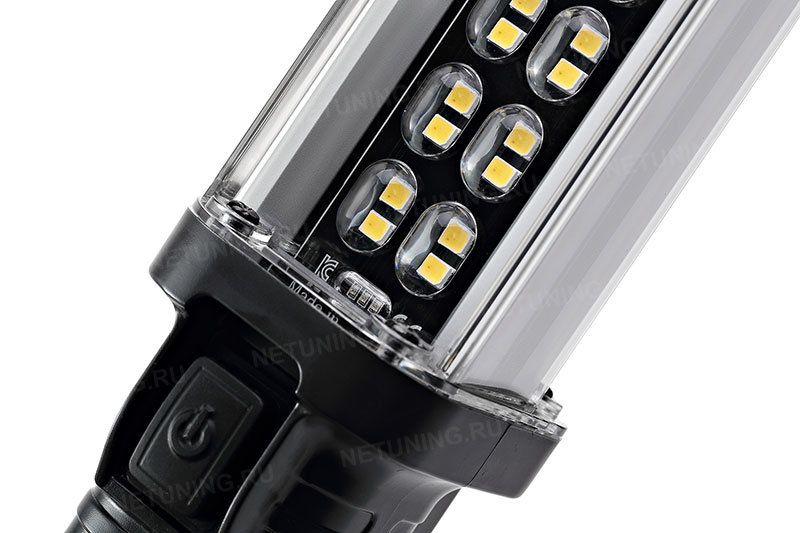 Индикатор заряда фонаря