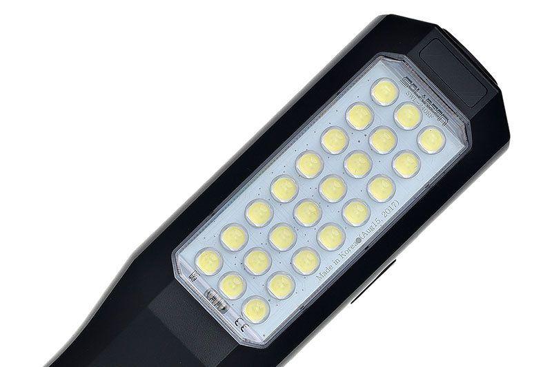 Светодиодная панель фонаря Solarzen SWL-240RF