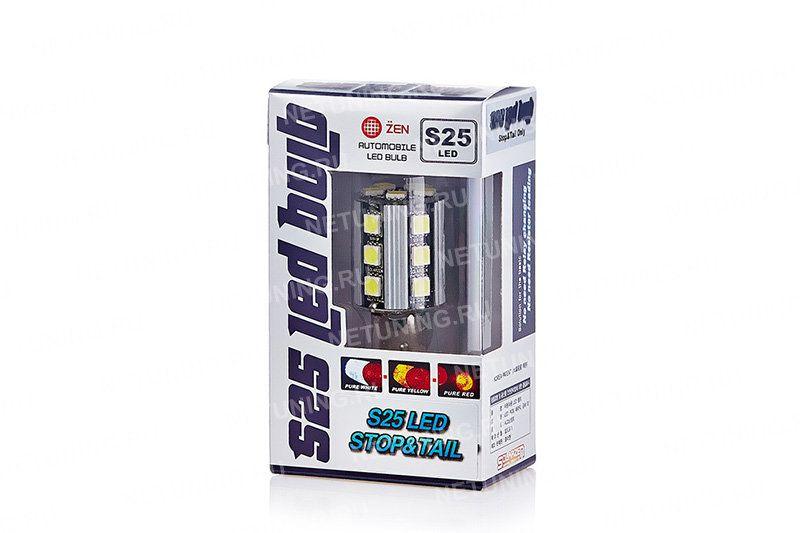 Упакованная светодиодная лампа Solarzen P21/5W-20s54