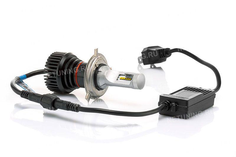 Размеры драйвера лампы H7-G10X