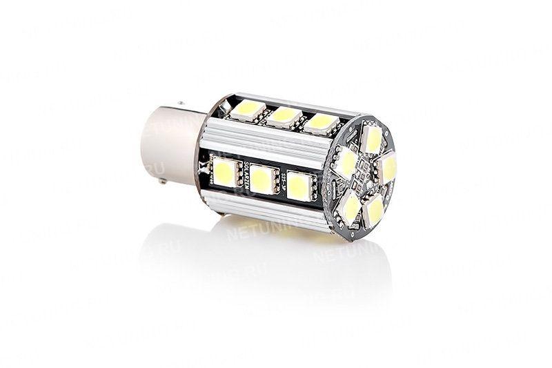 светодиодная лампа Solarzen P21W-20s54 со светодиодами ITSWELL