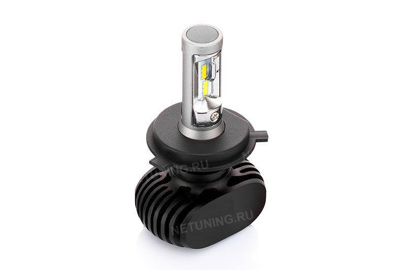 Светодиодная лампа H4 S1 со стабилизатором тока