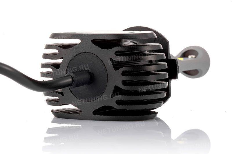 Алюминиевый радиатор лампы Н7 S1