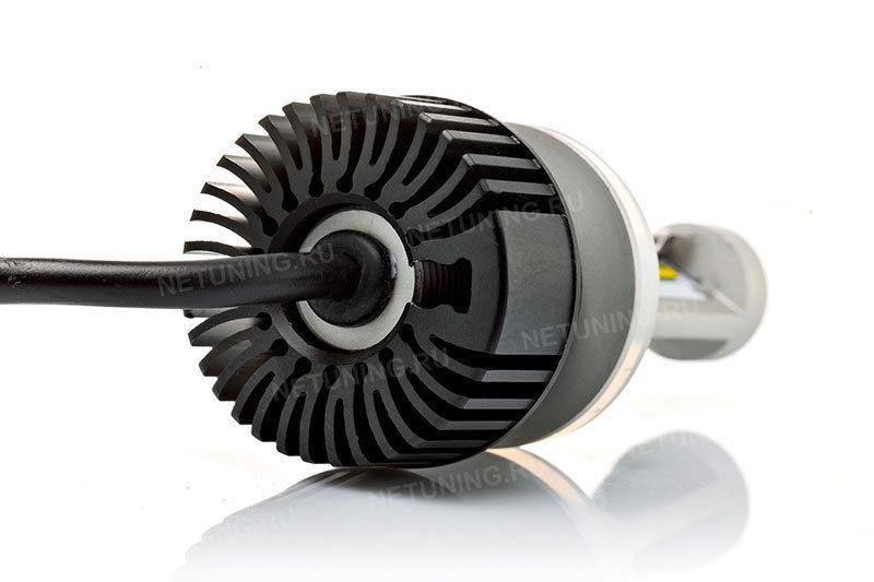 Светодиодные лампы H15-SMART без активных элементов охлаждения
