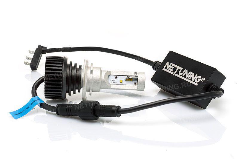 Светодиодные лампы H15-SMART намного экономичнее обычных галогенных ламп
